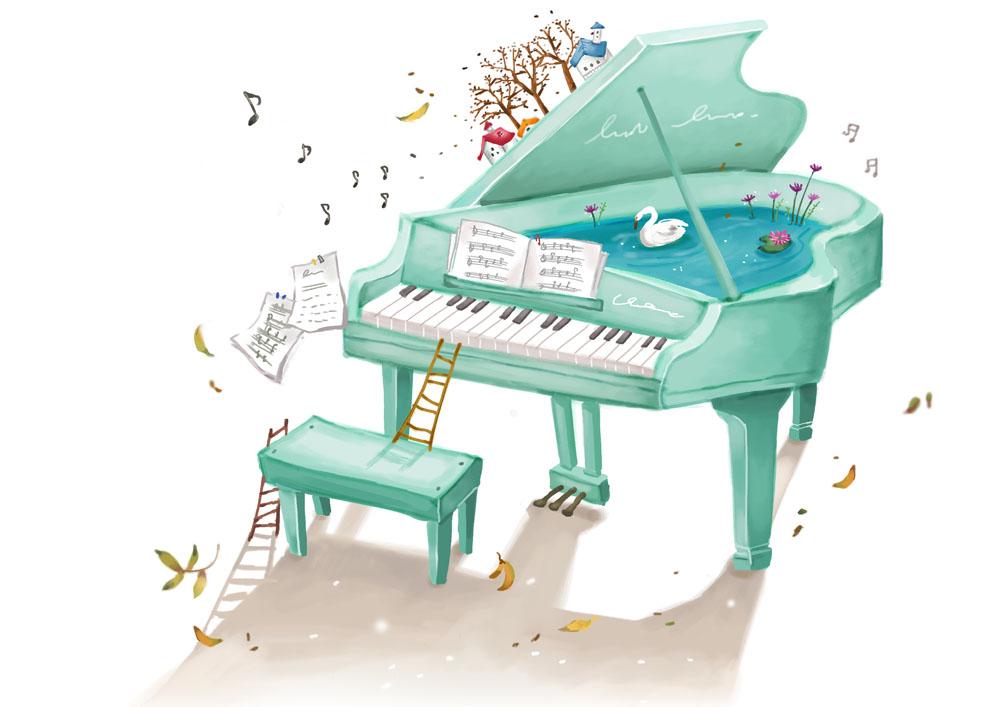 钢琴——高级 一对一随到随学