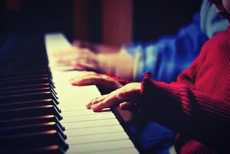 钢琴——高级 一对一 随报随学